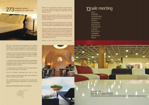 congressuale2 564x400 Hotel Tiziano Lecce   brochure