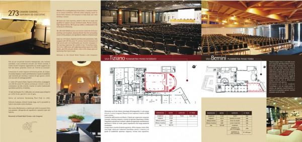 congressuale3 600x283 Hotel Tiziano Lecce   brochure