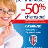 manifesti lecce 100x100 Realizzazione Campagne pubblicitarie   Morgan School   Casarano (Le)