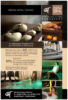 graficoperlocandine 275x400 Progetto campagna pubblicitaria   Grand Hotel Tiziano (Lecce)