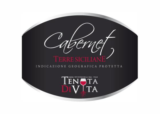 etichetta nera 559x400 Grafica etichette vino   Tenuta di vita   Trapani