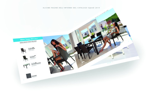 design catalogo 568x400 Progetto grafico Catalogo   OpenD   Racale (Lecce)