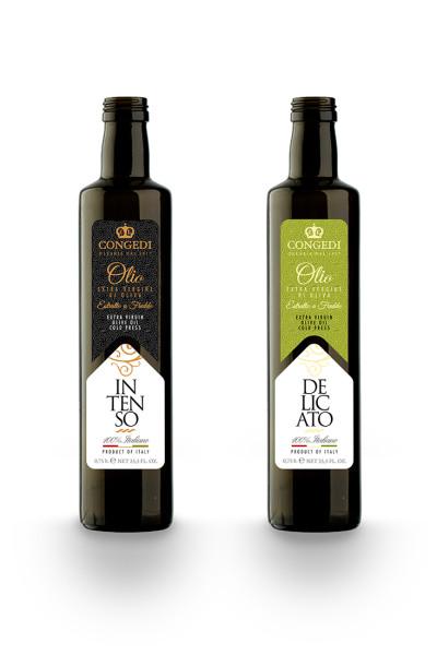 etichetta particolare 400x600 Progetto grafico linea etichette olio   Congedi   Ugento (Le)
