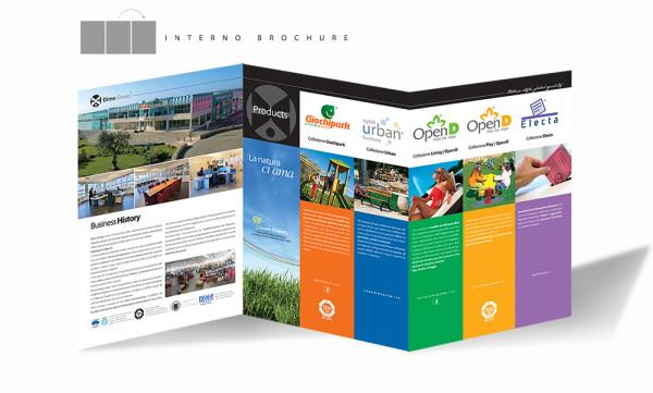 grafica brochure 600x361 Realizzazione grafica brochure   Dimogroup   Racale (Le)