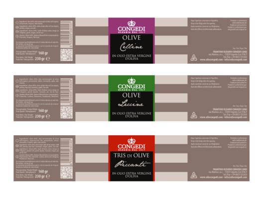 etichette vasi olive 530x400 Etichette piccole vasetti   Congedi