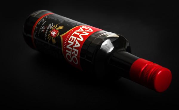 etichetta amaro 600x367 Grafica etichetta Amaro Salento    (Le)