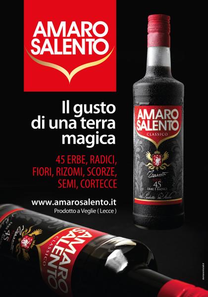 grafica etichetta amaro1 420x600 Grafica etichetta Amaro Salento    (Le)