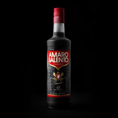 grafico etichette liquori 400x400 Grafica etichetta Amaro Salento    (Le)