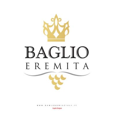 realizzazione marchio 396x400 Progetto grafico Marchio Az. Agricola Baglio Eremita (Ag)