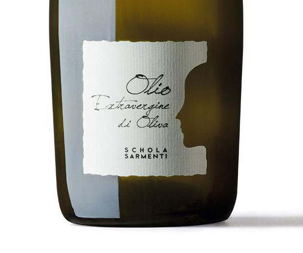 design etichette olio3 Etichetta Olio Extra Vergine Scholasarmenti