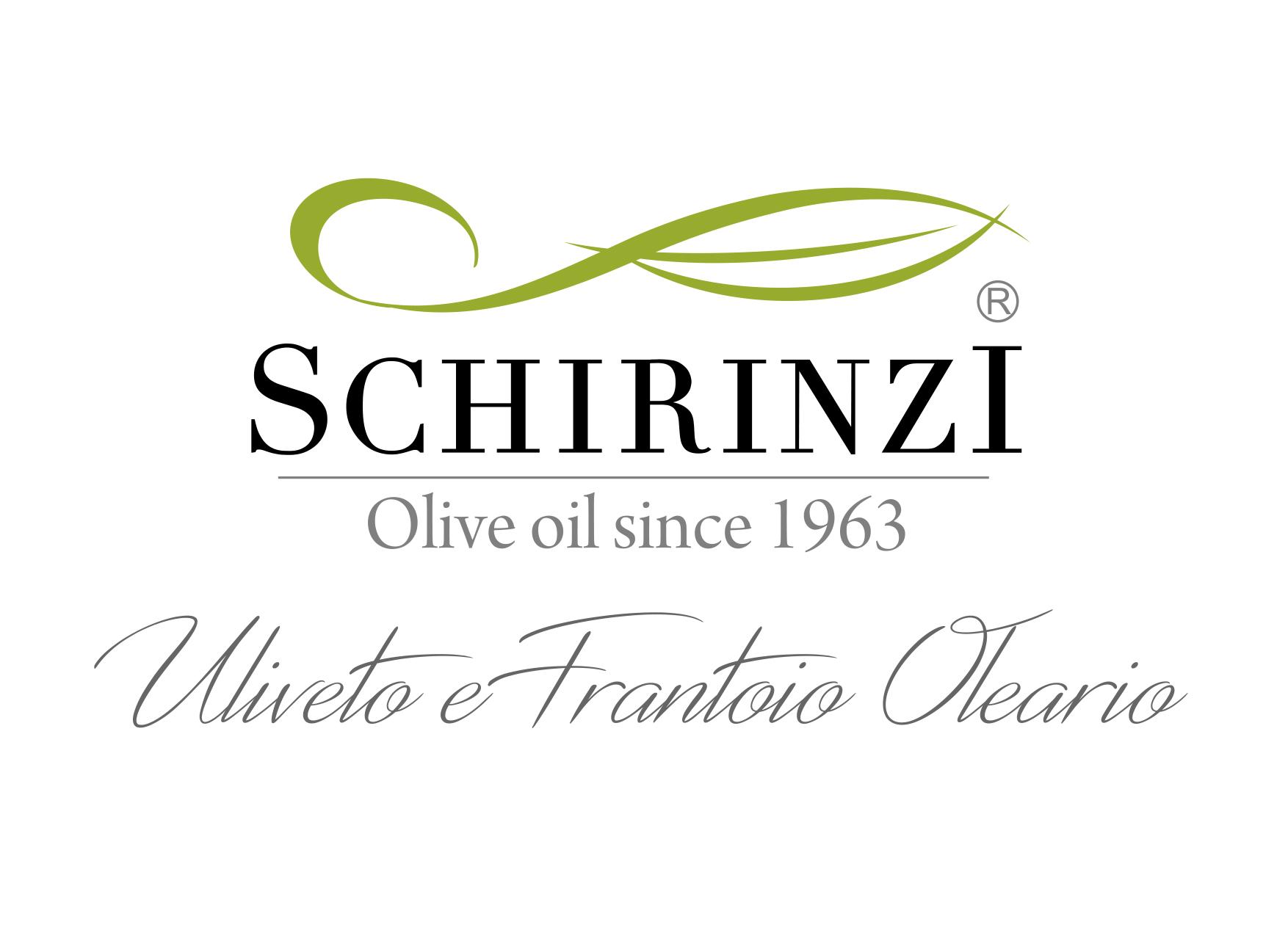 progettazione marchio oleificio Progetto grafico marchio frantoio oleario Schirinzi