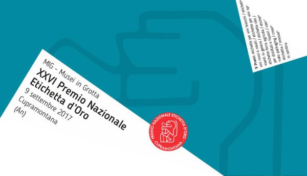 premio etichettadoro miscialidamiano 600x345 Premio Etichetta doro 2017   Cupramontana (An)