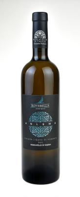 grafica etichette vino metal 164x400 Progetto linea etichette vino   Rovebella