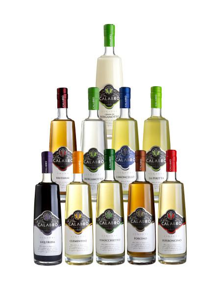 etichette liquore design 449x600 Grafica etichette liquori   Calabro