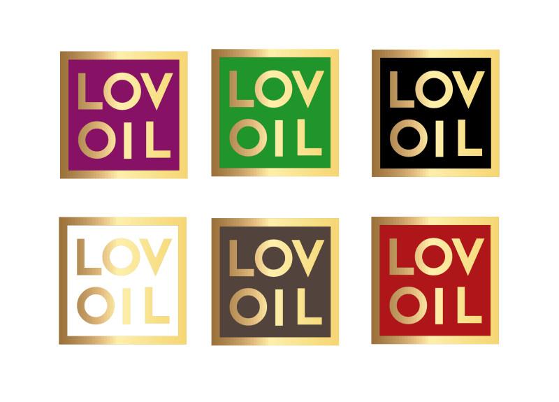 logodesign 800x575 Progetto grafico marchio per olio   Lovoil
