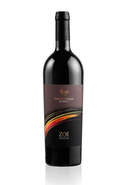 design etichette 410x600 Design etichetta vino rosso   Tenuta Corallo