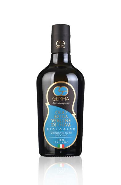 DSC 2623 391x600 Progetto grafico etichetta olio   Gemma