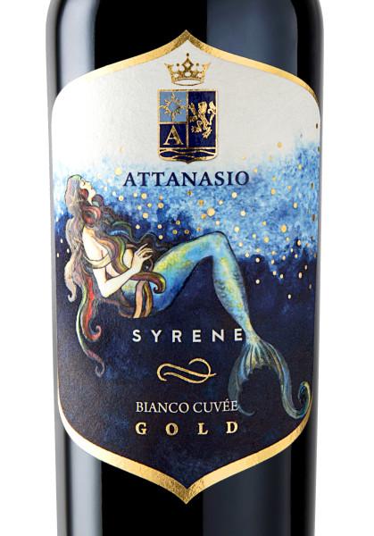 etichetta carta particolare 419x600 Grafica etichetta vino   Cantina Attanasio